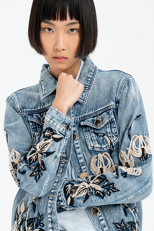 Calliope Denim Jacket