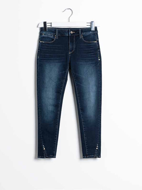 Cropped S/UP Pant Darkblue
