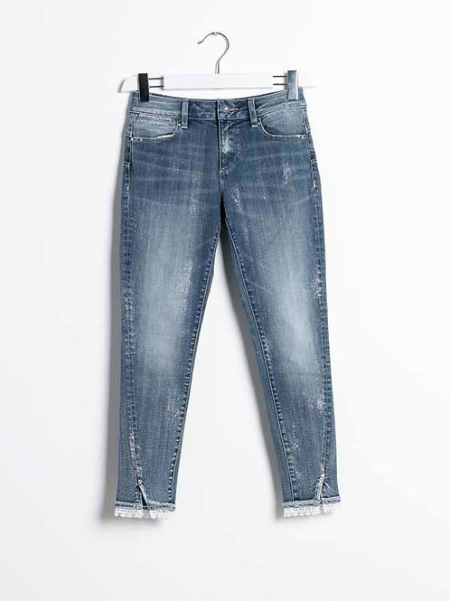 Cropped S/Up Pant