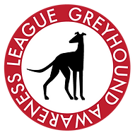 greyhound rescue gal