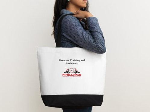 Standard White Tote Bag