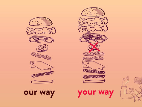 Burger King concept ad