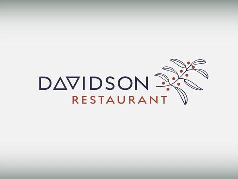 Davidson Restaurant Logo Animation