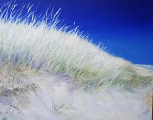 Bleached Beach