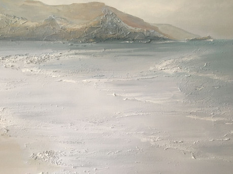 On Silver Sea