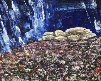 Rosewall Hill Granite
