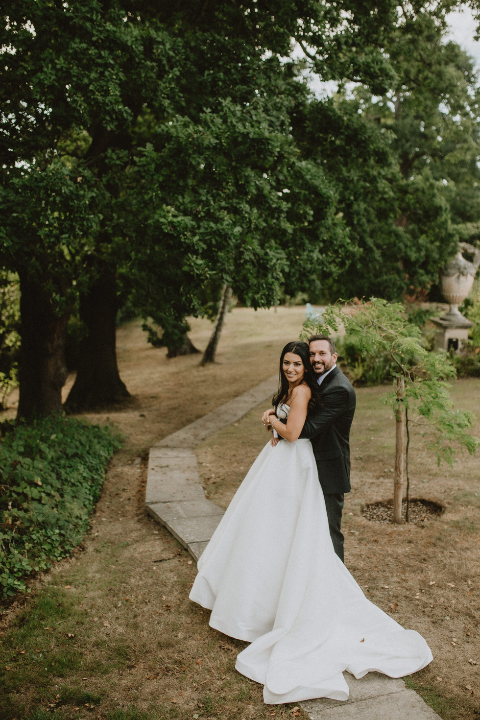 Bride and Groom Oxfordshire Based