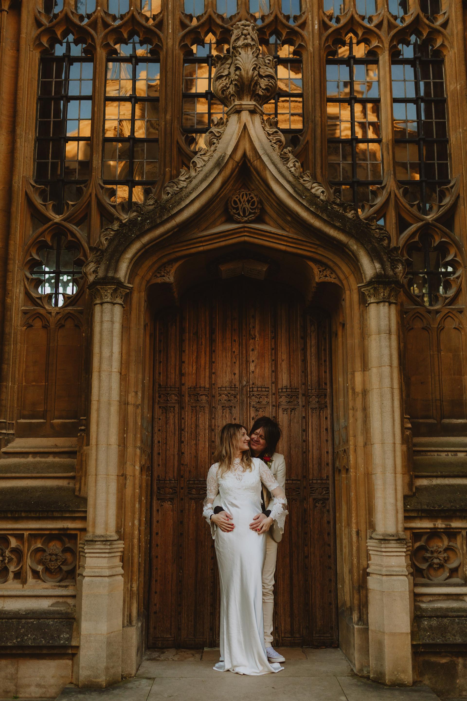Bodleian Library Wedding Photographers