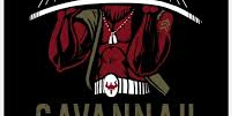 Savannah Strength Con