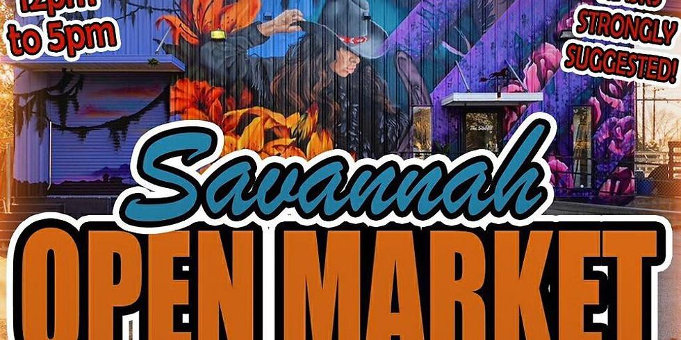 Savannah Open Market