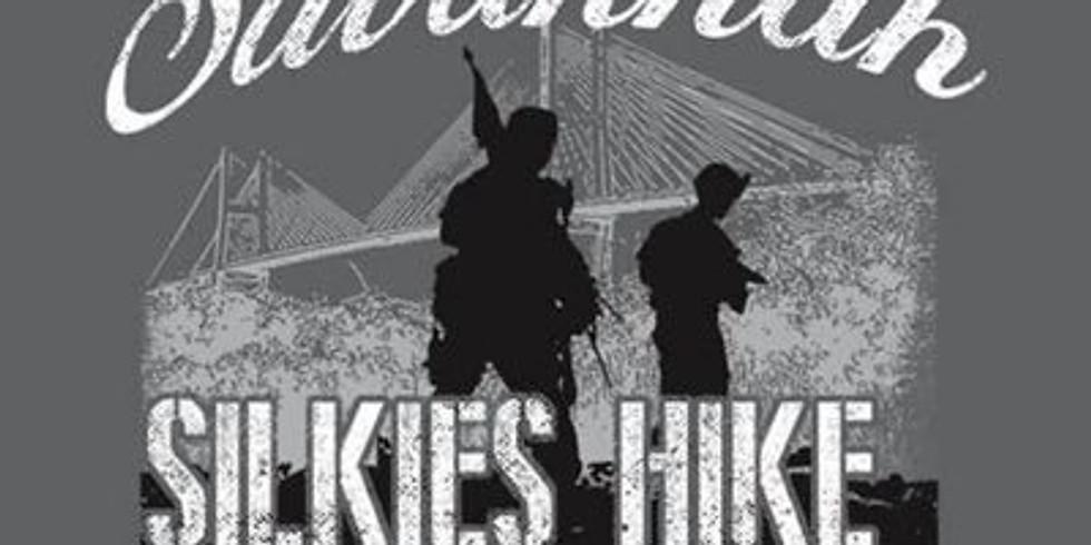 Irreverent Warriors Silkies Hike Savannah