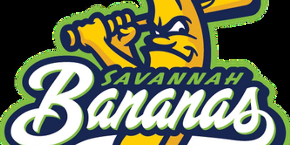 Savannah Bananas Baseball Game