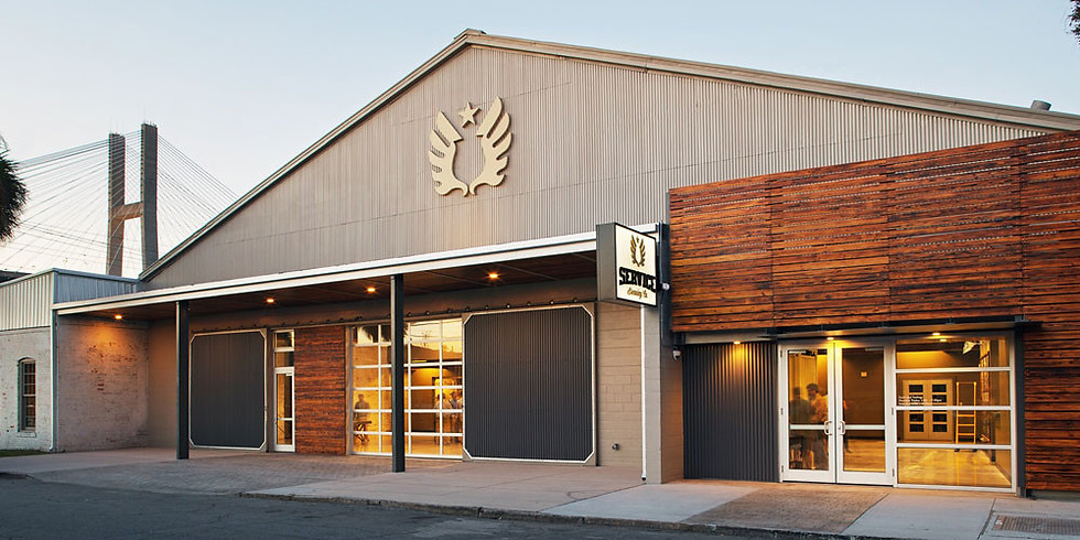 Service Brewing Anniversary Party!