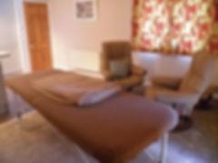 Treatment room at Beacon Hill