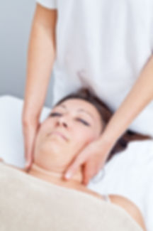 Relaxing therapy in trained hands