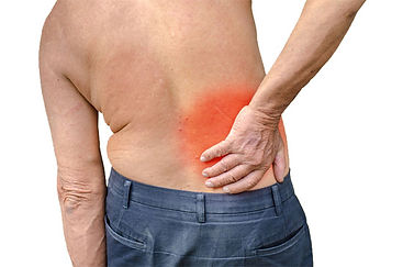 Bowen helps back pain