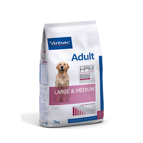 Virbac Adult Large & Medium 12kg