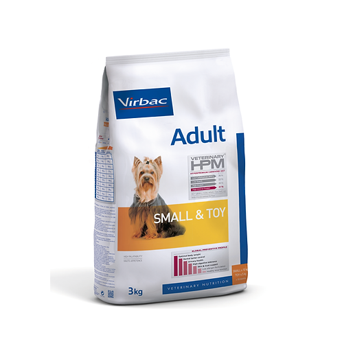 Virbac Adult Small & Toy 3kg