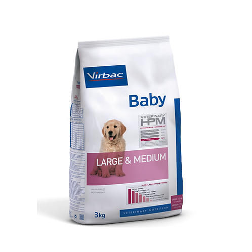Virbac Baby Large & Medium 7kg