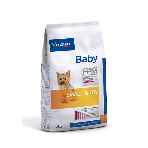 Virbac Baby Small & Toy 3kg