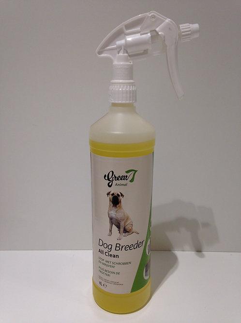 GREEN7 Animal Dog Breeder All Clean 1l