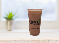 Chocolate Milk Tea window background 400
