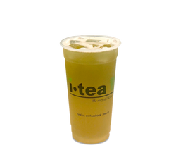 Lime Green Tea