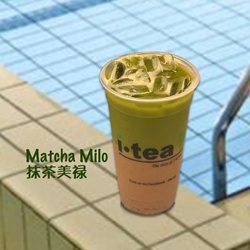 Matcha Milo design