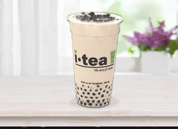 Milk Tea Pearl window background 4000 x