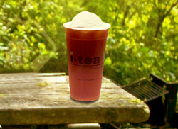 Ice Cream Black Tea Premium Tea outdoor