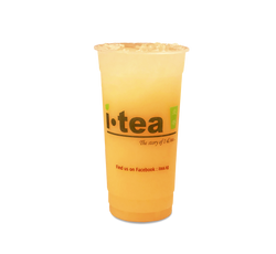 Peach Yakult no background