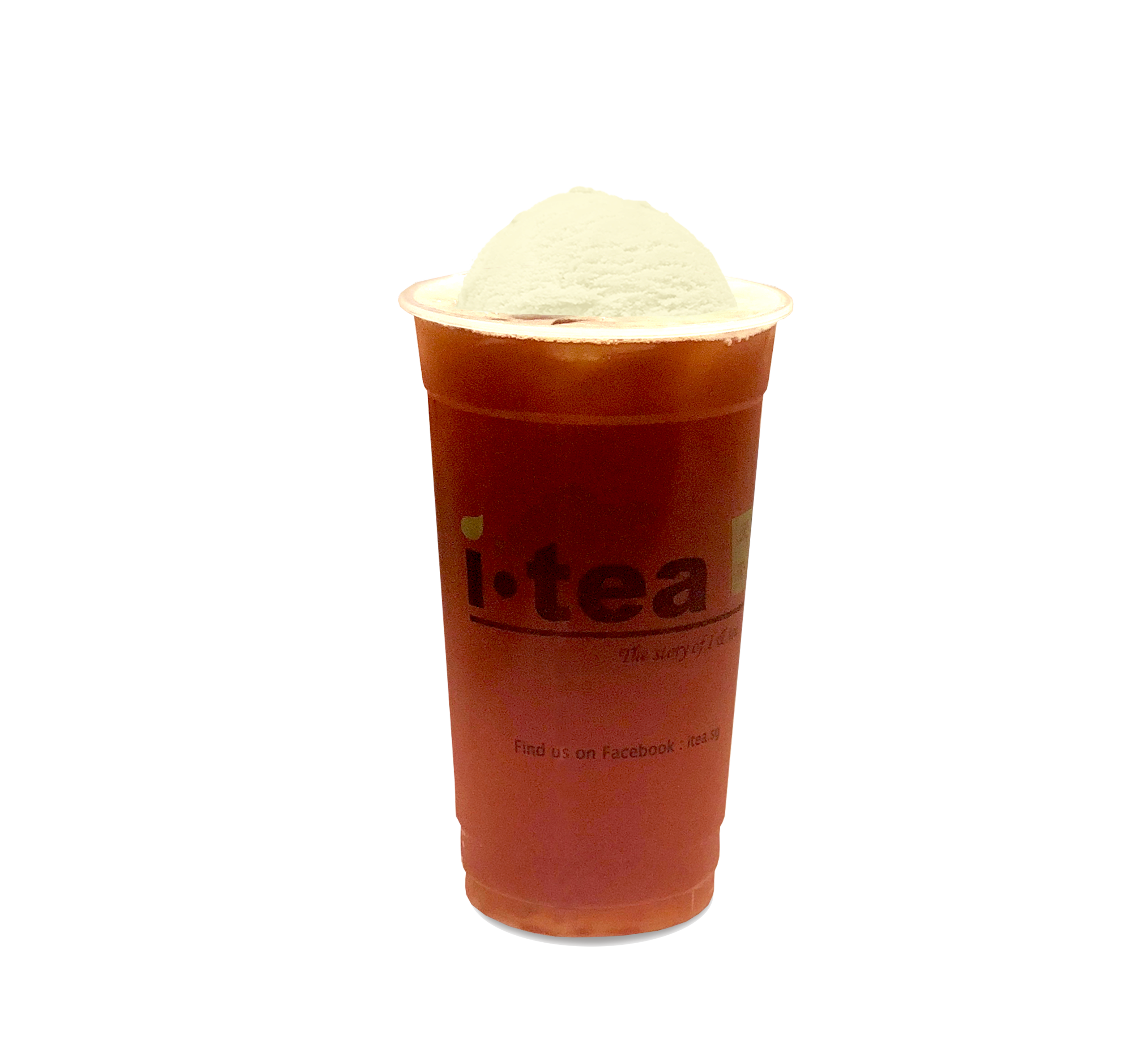 Ice Cream Black Tea