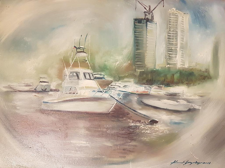 Harbourscene