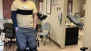 Ignacio Begins Clinical Trial at UCLA
