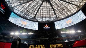 Mercedes-Benz Stadium Hosts The Warrior Alliance and VETLANTA