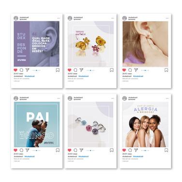 Studex | Planejamento e criação de posts para redes sociais