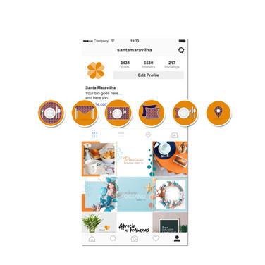 Santa Maravilha   Destaques Instagram