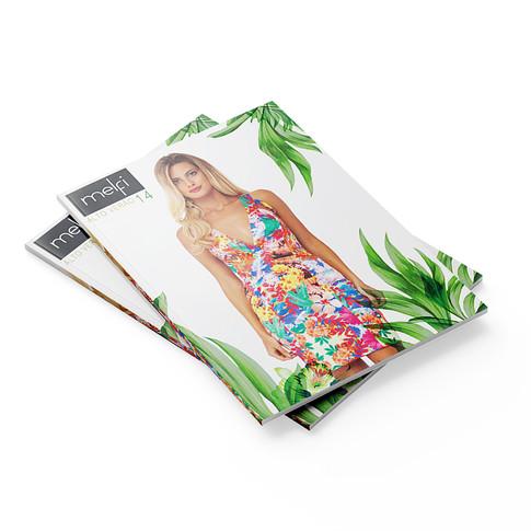 Melfi | Revista Lançamento Coleção Alto Verão