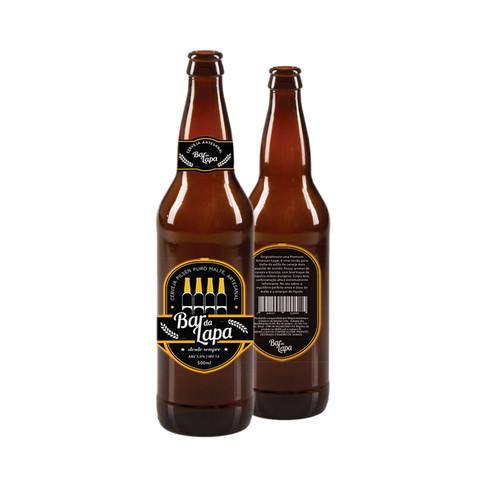 Bar da Lapa | Rótulo cerveja própria