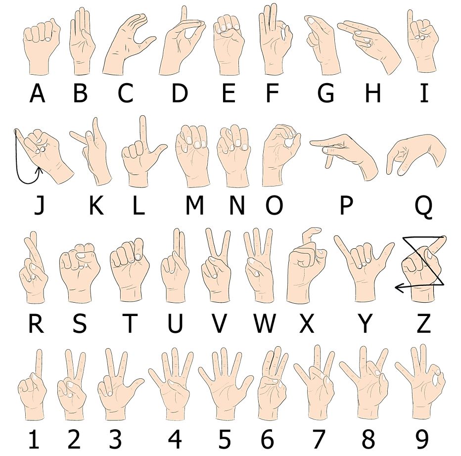 Sprouting Signs | Baby Sign Language | ALPHABET & NUMBERS