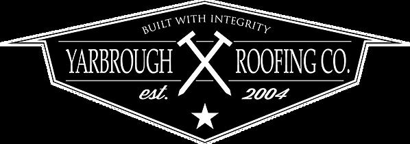 Marietta, Georgia roofing company logo