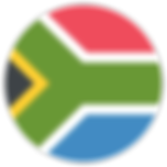 Rand Sul africano em papel moeda
