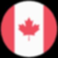 Dólar canadense em papel moeda