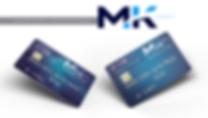 Cartão multimoeda MK Câmbio