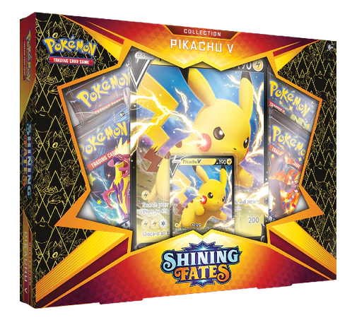 ** LIMIT 2 **Pikachu V Collection - Shining Fates