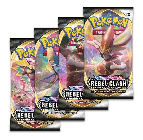 Rebel Clash Single Booster Pack