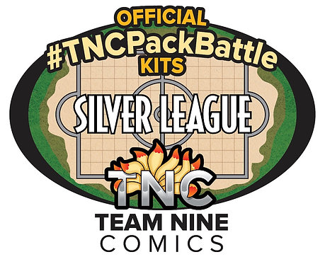 OCT 2020 **FREE SHIPPING** Offical TNC Pack Battle Kit - Silver League