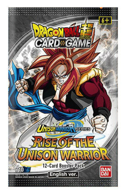 DBS Rise of the Unison Warrior Booster Pack **BREAK**