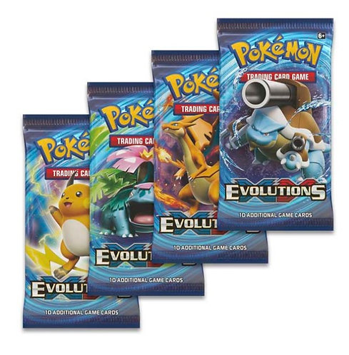 XYEvolutions Single Booster Pack