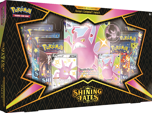 Crobat V Premium Collection Shining Fates - PREORDER
